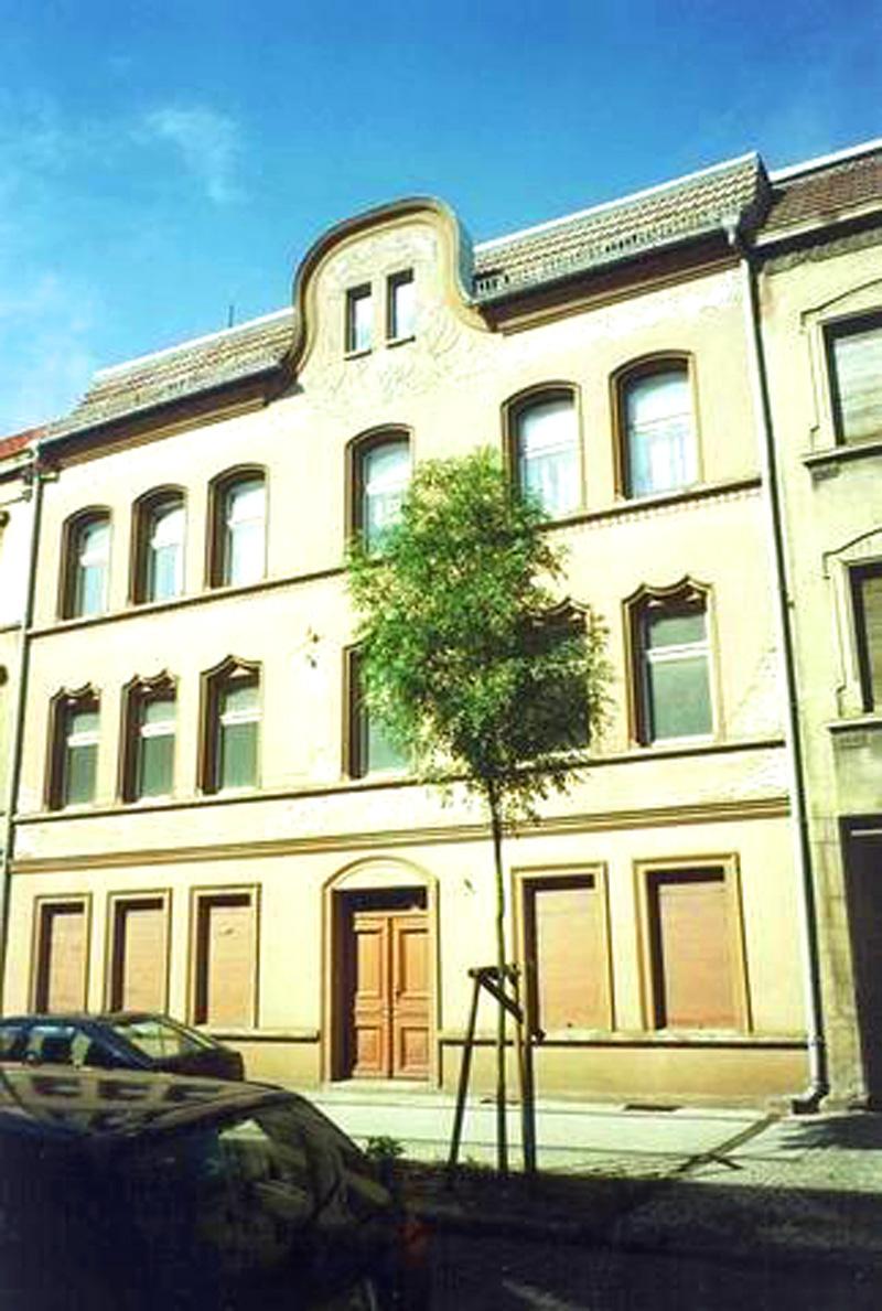 Stein Hardenberg Straße